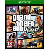 Spēle priekš Xbox One Grand Theft Auto V