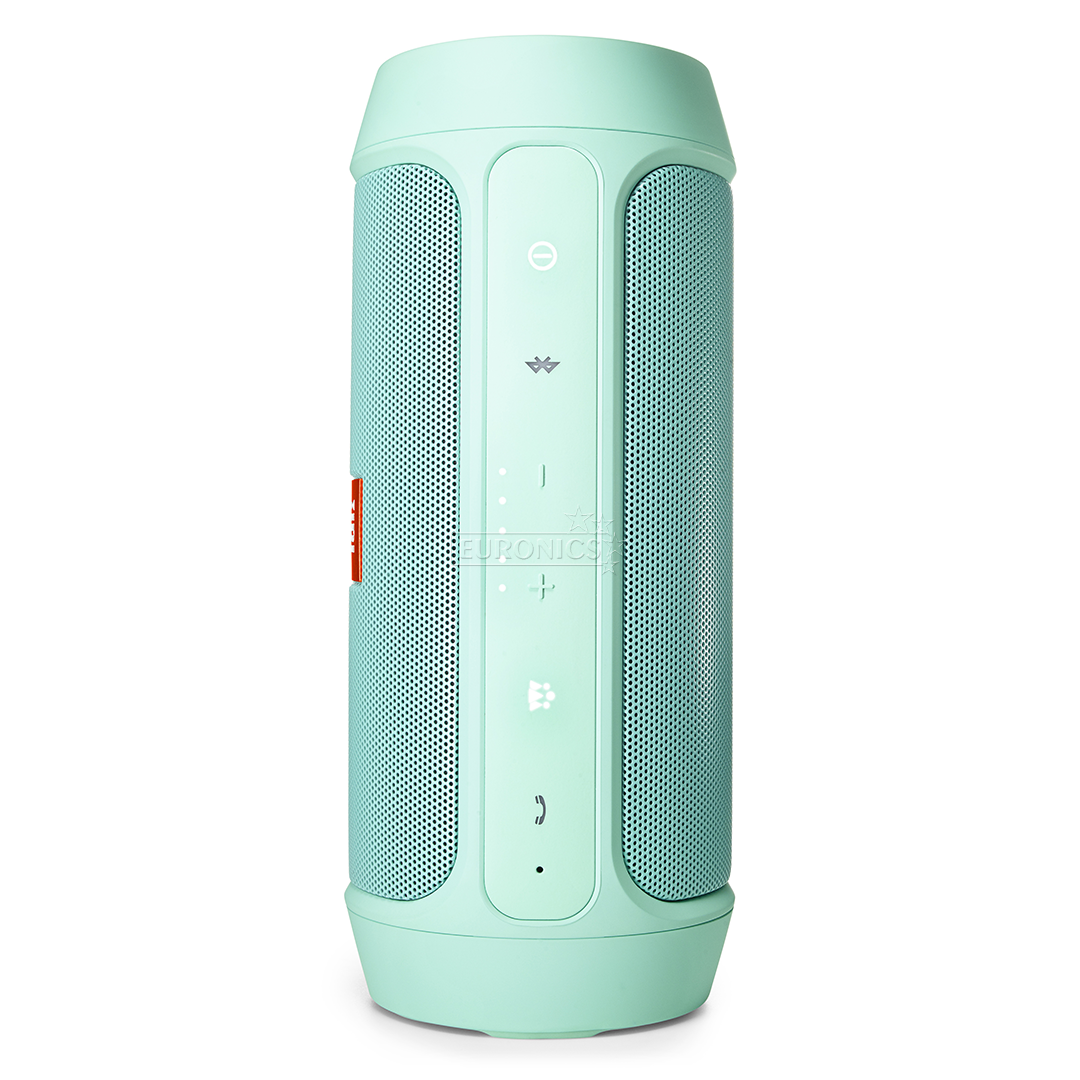 Portable wireless speaker charge 2 jbl charge2plustealeu for Housse jbl charge 2