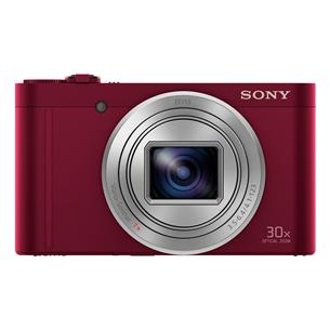 Digitālā fotokamera WX500, Sony DSCWX500R.CE3