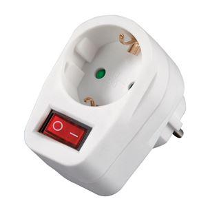 Power socket adapter Hama 00047640