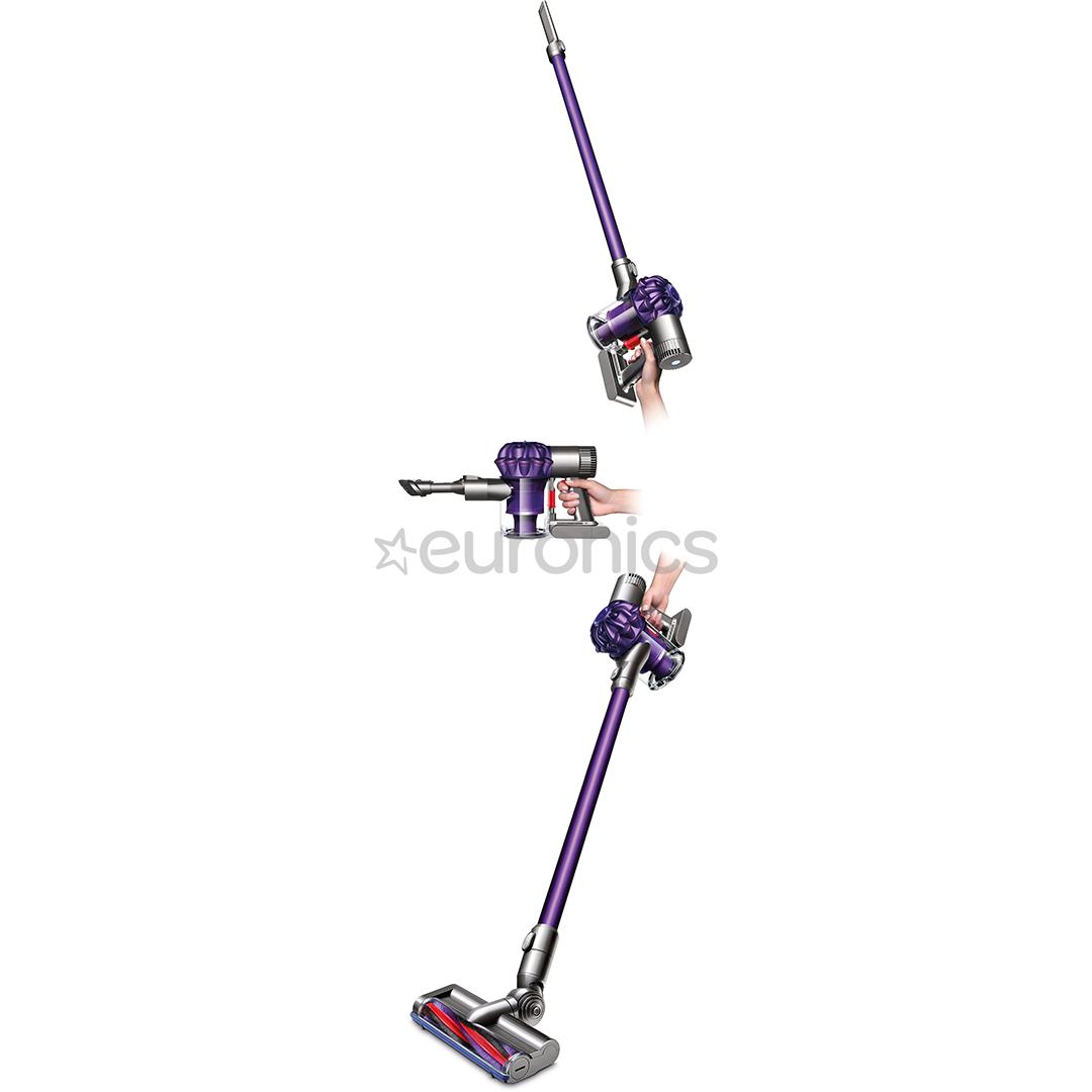 cordless vacuum cleaner dyson v6 animalpro v6animalpro. Black Bedroom Furniture Sets. Home Design Ideas