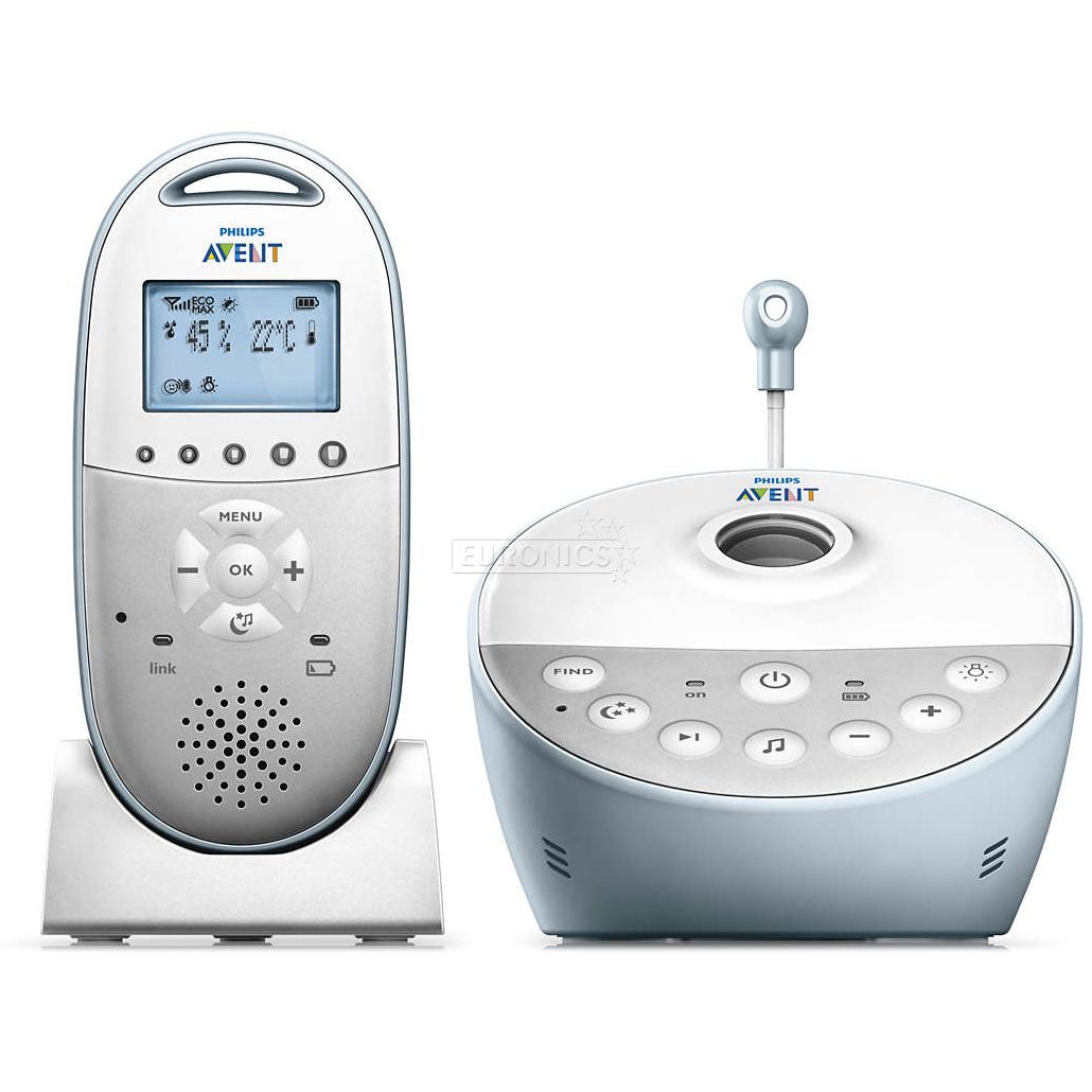 Baby monitor Avent SCD580, Philips, SCD580