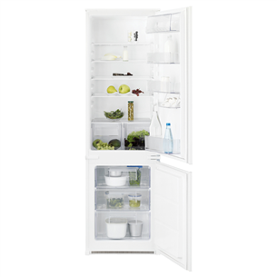 Iebūvējams ledusskapis, Electrolux (178 cm)