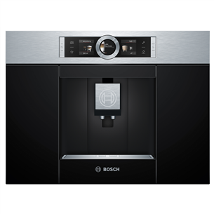 Iebūvējams espresso kafijas automāts, Bosch