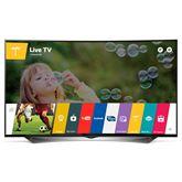 79 Curved Ultra HD 4K LED televizors, LG