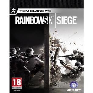 PC game Tom Clancys Rainbow Six Siege