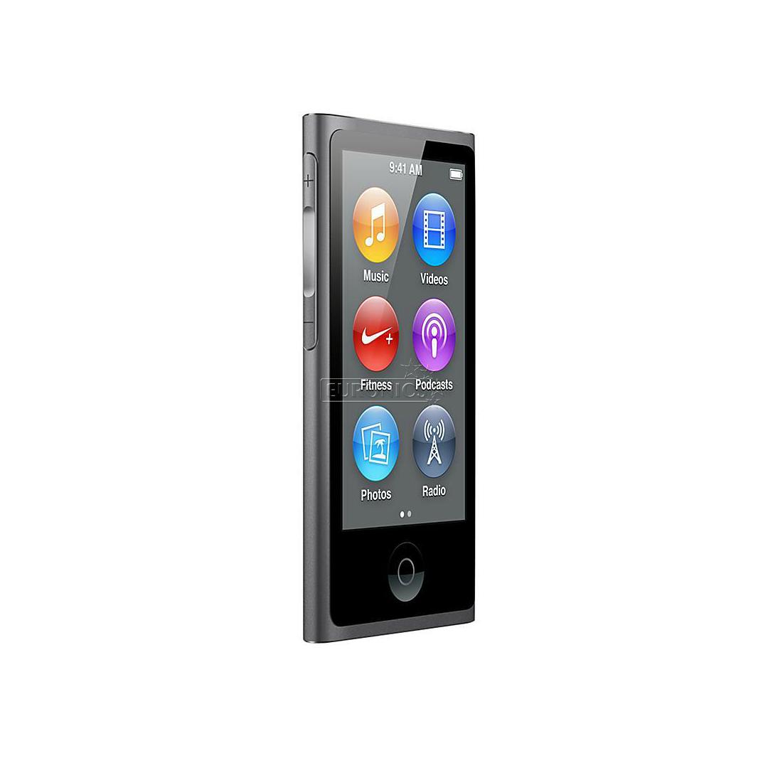 ipod nano 16 gb apple 7th generation mkn52qb a. Black Bedroom Furniture Sets. Home Design Ideas