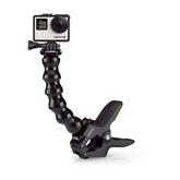Stirpinājums Jaws: Flex Clamp, GoPro