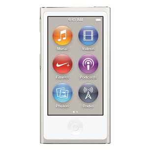 iPod Nano 16 GB, Apple / 7 paaudze