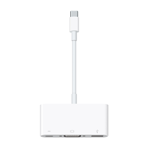USB-C VGA Multiport adapteris, Apple