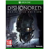 Spēle priekš Xbox One, Dishonored Definitive
