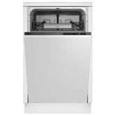 Интегрируемая посудомоечная машина, Beko / 10 комплектов посуды