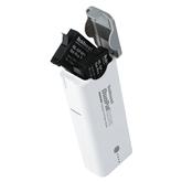 Portatīvais bateriju lādētājs priekš GoPro HERO4 baterijām, Hähnel