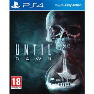 Spēle priekš PlayStation 4, Until Dawn