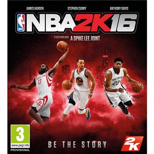 Spēle priekš PlayStation 4 NBA2K16