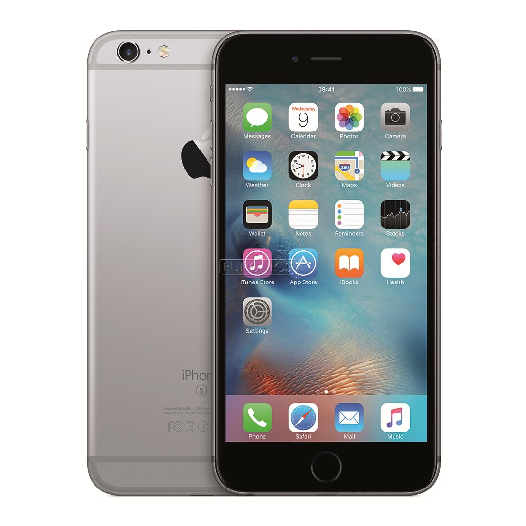 iphone 6s plus apple 16 gb mku12et a. Black Bedroom Furniture Sets. Home Design Ideas