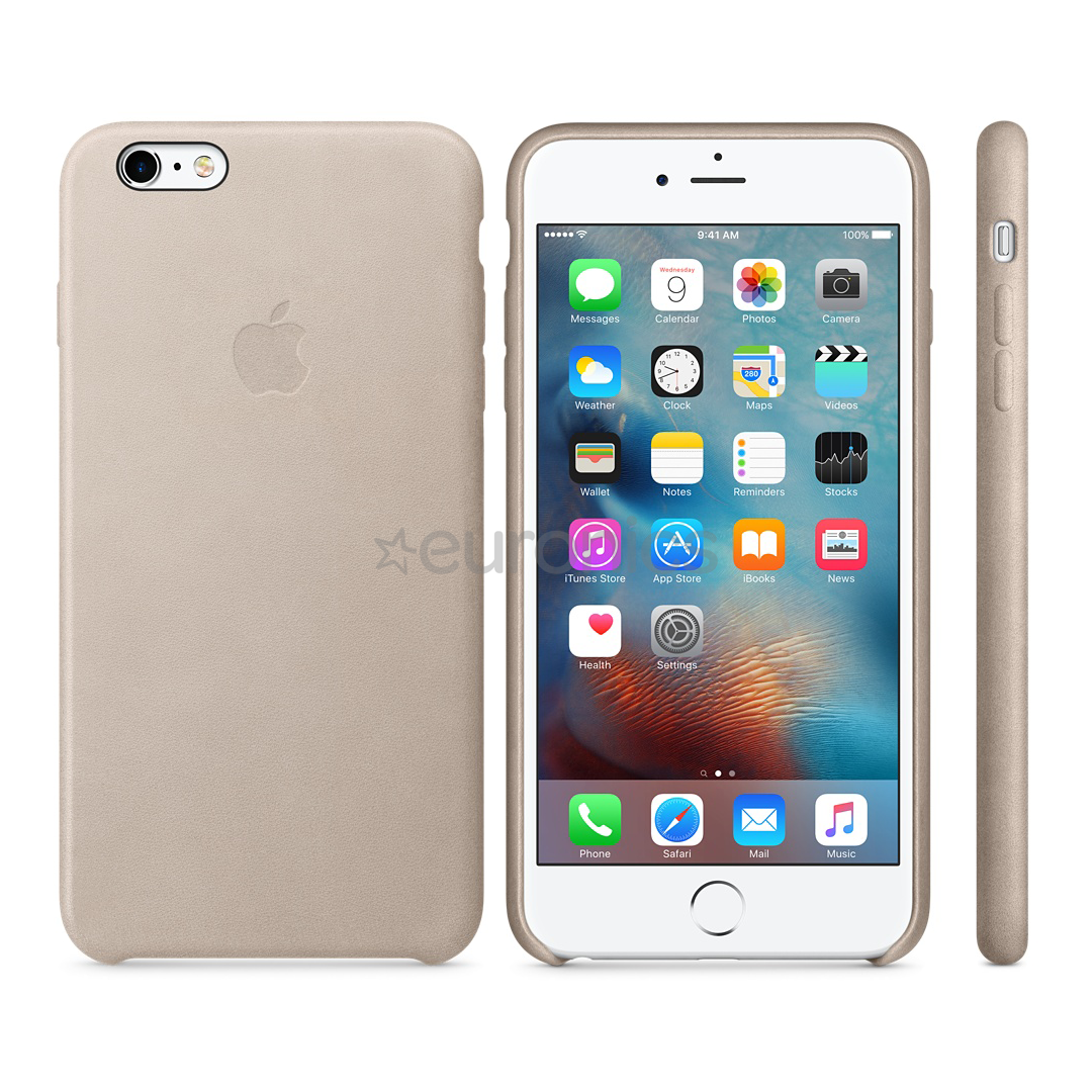 iPhone 6s Plus Leather Case, Apple, MKXE2ZM/A