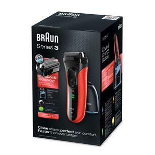 Skuveklis Series 3 3050cc Clean & Renew™, Braun
