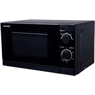 Микроволновая печь, Sharp / объём: 20 л R200BKW