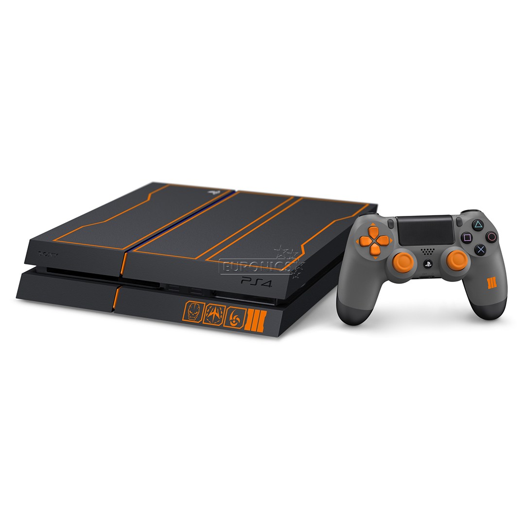 game console playstation 4 1 tb limited edition cod black ops iii bundle sony 711719850748. Black Bedroom Furniture Sets. Home Design Ideas
