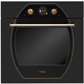 Built in retro oven Hansa / oven capacity : 66 L
