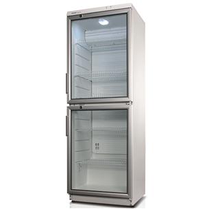 Vitrīna - ledusskapis, Snaige / agstumss173 cm
