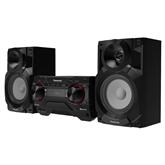 Mūzikas sistēma SC-AKX200E, Panasonic