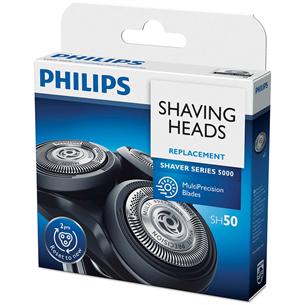 Skūšanās galviņas Series 5000 skuvekļiem, Philips