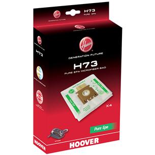 Putekļu maisiņi H73 Pure Epa, Hoover