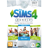 PC game The Sims 4 Bundle Pack