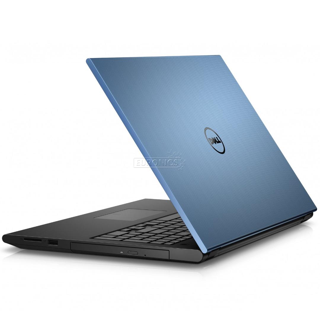 Ноутбук Dell Inspiron 3552 3552-0514 (Intel Celeron N3060 1.6 GHz/4096Mb/500Gb/DVD-RW/Intel HD Graphics/Wi-Fi/Bluetooth/Cam/15.6/1366x768/Windows 10 64-bit)