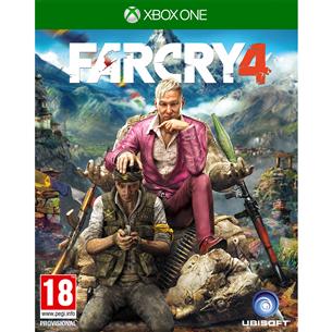 Spēle priekš Xbox One, Far Cry 4