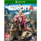 Игра для Xbox One, Far Cry 4