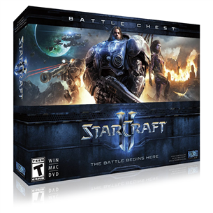 Spēle priekš PC Starcraft II Battle Chest