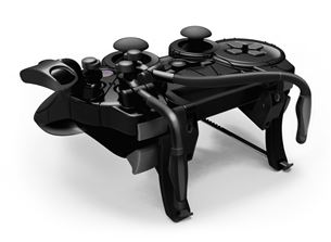 Adapteris PS3 kontrolierim Avenger Advantage Elite, N-Control