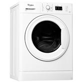 Veļas mazgājamā mašīna - žāvētājs, Whirlpool / 1200 apgr./min.