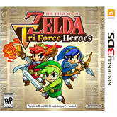 Spēle priekš 3DS The Legend of Zelda: Tri Force Heroes