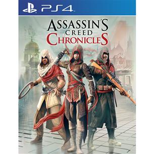 Spēle Assassins Creed Chronicles Pack priekš PlayStation 4