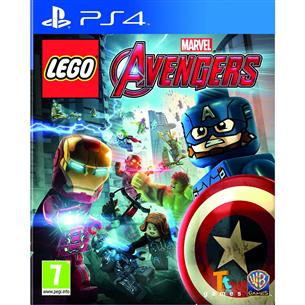 Spēle priekš PlayStation 4 LEGO Marvels Avengers