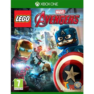 Spēle priekš Xbox One, LEGO Marvels Avengers