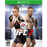Xbox One game EA Sports UFC 2