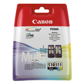 Cartridge PG-510 / CL-511, Canon