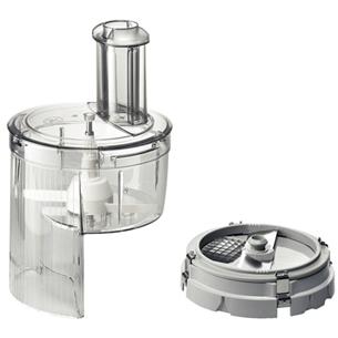 Cube cutter for Bosch MUM5 MUZ5CC2