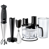 Rokas blenderis MultiQuick 5 Buffet, Braun
