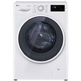 Veļas mazgājamā mašīna ar žāvētāju, LG / 1200 apgr./min.