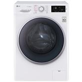 Veļas mazgājamā mašīna ar žāvētāju, LG / 1400 apgr./min.