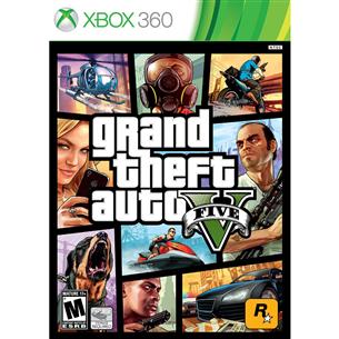 Spēle priekš Xbox 360, Grand Theft Auto V