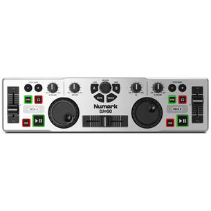 DJ kontrolieris DJ 2 Go, Numark