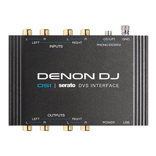 DJ audio skaņas karte DS1, Denon