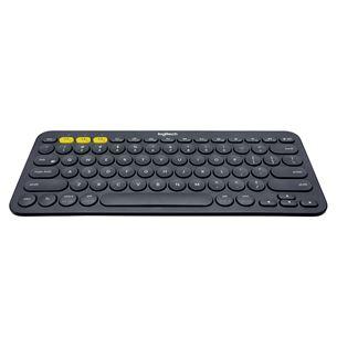 Bezvadu klaviatūra K380 BT, Logitech / RUS